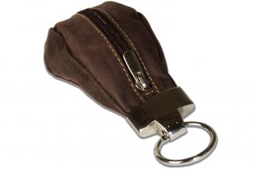 Schlüsseltasche Schlüsseletui 338C Wild Nature Leder Schlüsselmäppchen Neu