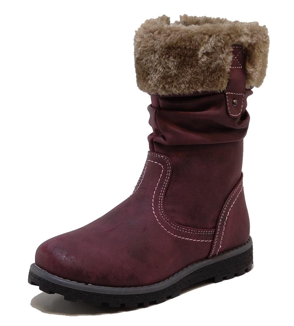 KINDER WINTERSCHUHE WINTERSTIEFEL Stiefel Mädchen Boots