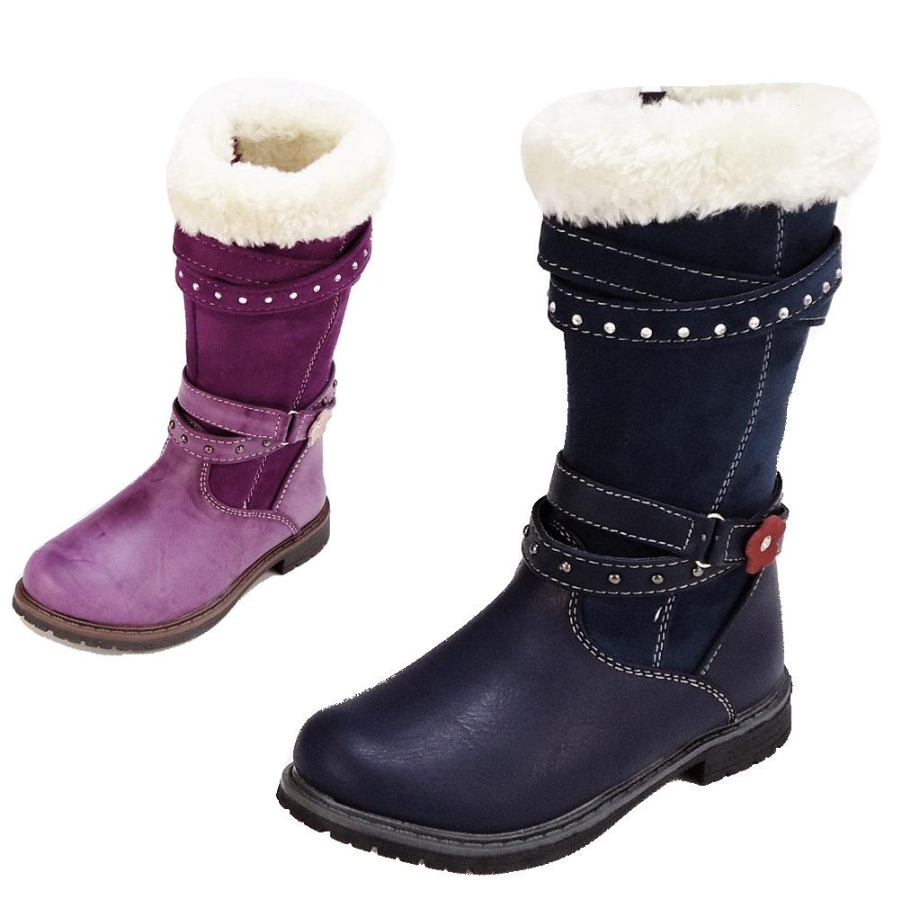 7670d67a68597f Kinder Schuhe winterschuhe (199C) winterstiefel stiefel Mädchen Schuhe Neu